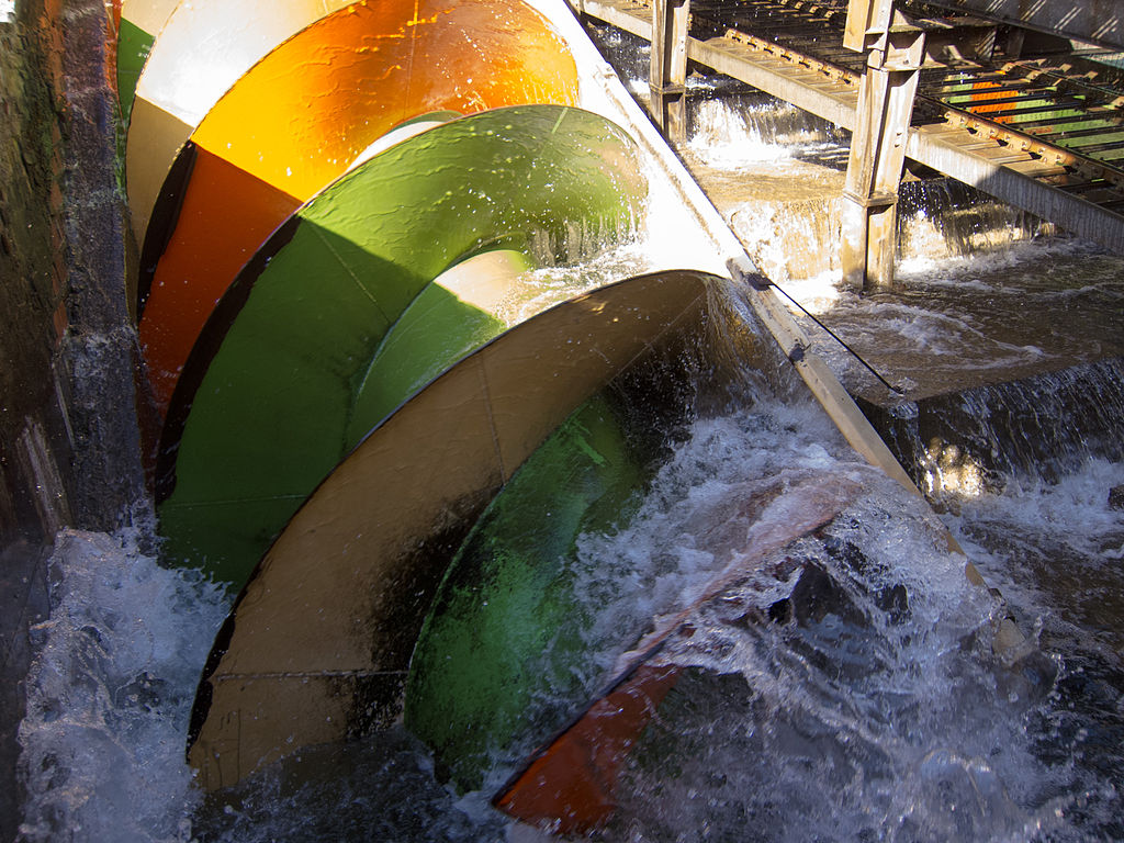 Screws Amp Augers For Environmental Wastewater Markets