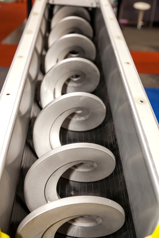 Augers & Feed Screws for the Chemical Industry